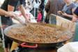 Le sac kavurma, émincé de veau et sauté de légumes cuit sur tôle.