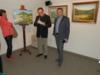 L'artiste reçu et présenté par Régis Martin