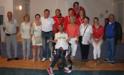 Les scouts lors d'une conférence d'Éric Barrone organisée par le Rotary Club à Péron le 15 juin dernier